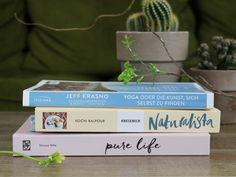 Die schönsten Bücher für den Frühling & zum Wohlfühlen Yoga, Herbs, Money, Nice Asses, Yoga Tips, Herb, Yoga Sayings, Spice