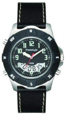 Women's Wrist Watches - Freestyle Combo IvoryBlack -- Be sure to check out this awesome product.