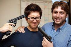 Streeter Seidell and Amir Blumenfeld <3