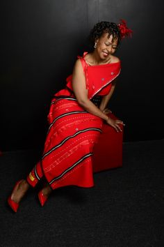 Traditional Dresses Designs, African Traditional Wedding, African Traditional Dresses, Traditional Outfits, African Print Dresses, African Prints, African Fashion Dresses, African Dress, Xhosa Attire