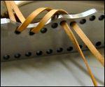Eight-String Round Edge Leather Braid, Part 1, by Schwert - ARCHIVES: Outdoors-Magazine.com