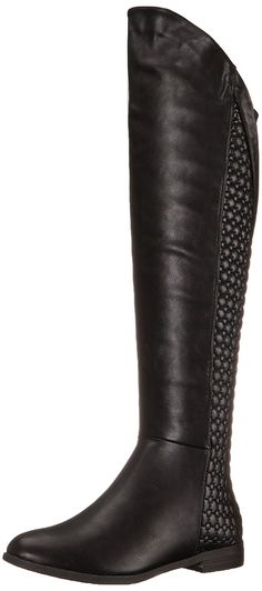 Womens Chinese Laundry Women's Racer Goat Nappa Riding Boot On Sale Online Size 38
