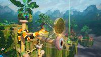 Snake Pass chega a Xbox One PC PS4 e Nintendo Switch no final do mês de março