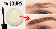 Today we will show you 20 simple beauty hacks that will help you to look best. Now you can learn beauty hacks that could help you taking care of yourself in a correct way that you can always look pretty and gorgeous. Beauty Care, Beauty Skin, Hair Beauty, Makeup Salon, Skin Makeup, Makeup Eyebrows, Make Eyebrows Grow, Thick Eyebrows, Brown Eyes
