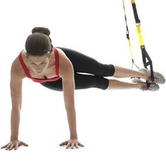 Total-Body TRX Workout - Shape.com