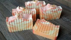 Lemongrass soaps made specially for a furniture design firm for their High Point showroom. Buyers loved the scent and kept stealing them!!! www.scentandsensibility.com or www.facebook.com/scentandsensibility