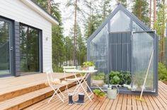 Talomalli 33-10M Seinäjoen asuntomessutalo