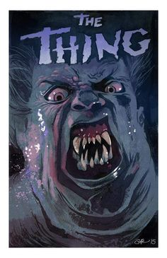 The Thing (1982) fan art