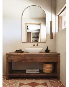 Bathroom Inspiration, Home Decor Inspiration, Minimalism Living, Beautiful Bathrooms, Modern Bathroom, Master Bathroom, Colorful Bathroom, Natural Bathroom, Dyi Bathroom