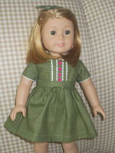 American Girl Doll Clothes. $20.00, via Etsy.
