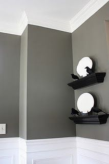 44 Best Wall Molding Ideas images in 2014 | Wall molding