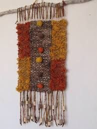 Imagen relacionada Loom Weaving, Tapestry Weaving, Wall Tapestry, Textiles, Collage Frames, Tear, Woven Wall Hanging, Wall Hanger, Textile Art