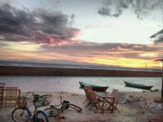 Afternoon's sense of Tidung Island