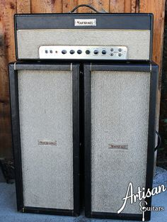 Vintage 1963 Marshall JTM 45 with Matching 2 x12 Cabs 5030463001523   eBay