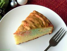 Guyana Sponge Cake  1 cup butter  1 cup sugar  1 1/2 cup flour  1/2 tsp baking powder  6 eggs  1 tsp vanilla extract
