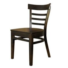 This is Ningbo's Windsor Restaurant Chair. Like our Chester Restaurant #Chair, this design is very traditional. Although the #design is traditional, the dark brown finish means the chairs will look sophisticated and fitting in both traditional and modern #restaurant settings.