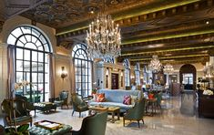 Hotels Favored by Queen Elizabeth II Photos | Architectural Digest