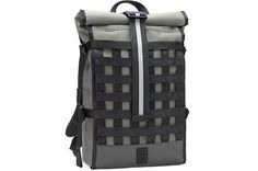 Chrome ht waxed poly barrage cargo backpack