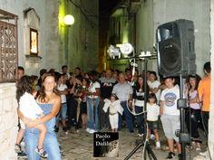 la serenata alla sposa a Bari e provincia