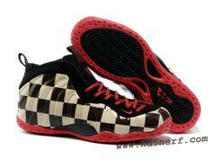 huge selection of 0d1a2 9226b Nike Air Foamposite Pro Black Beige Red Foam Posites, Nike Free Shoes, Nike  Shoes