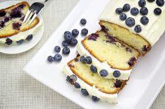 Blaubeeren-Zitronen-Frischkäse-Kuchen   Fine, Fresh & Food