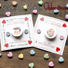Vintage DIY ValentinesDayCards-