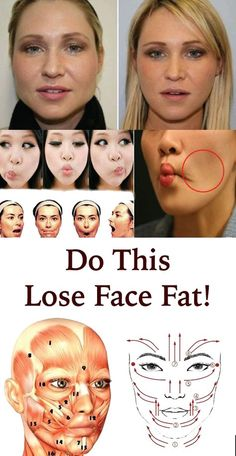 Except for the typos and the ads, I like the information. How to Lose Double Chin and Chubby Cheeks Fast at Home. Try these best exercises to get rid of face fat in 10 days for beautiful face shape . remedies home Home remedies and facial exercise to get Yoga Facial, Beauty Skin, Health And Beauty, Healthy Beauty, Face Exercises, Fast Weight Loss, Losing Weight In Face, Beauty Hacks, Beauty Tips