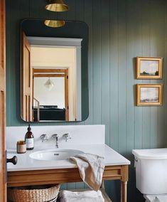 Shiplap Bathroom, Bathroom Renos, Bathroom Interior, Master Bathroom, Sweet Home, Up House, Piece A Vivre, Terra Cotta, Bathroom Inspiration