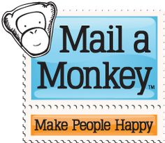 Mommy's Favorite Things: Mail a Monkey Review & Giveaway (HOLIDAY GIFT)