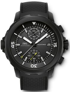 IWC Aquatimer Galapagos Islands Watch
