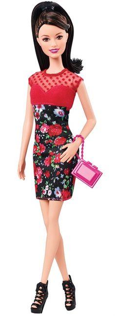 2015 Barbie Fashionistas Doll