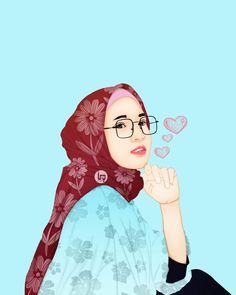 love muslim fashion art - my ely Cute Girl Wallpaper, Cartoon Wallpaper, Cute Couple Cartoon, Girl Cartoon, Deviantart Drawings, Hijab Drawing, Islamic Cartoon, Anime Muslim, Hijab Cartoon