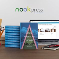 Publish, Print, and Sell with the New NOOK Press™. Publishing with us is easy. Get Started today.