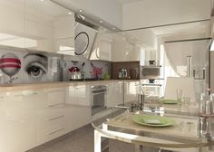 Ideas for the kitchen.