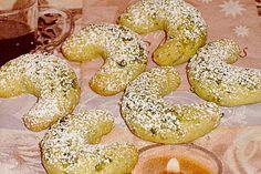 Pistazien - Vanille - Kipferl (Rezept mit Bild) von ManuGro   Chefkoch.de