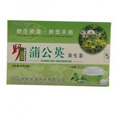 YeShengYuan Organic Dandelion Health Tea 80g