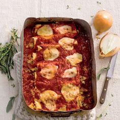 Recept - Cannelloni met wintergroenten - Allerhande