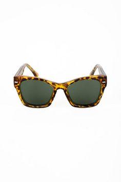 Spitfire Coco Sunglasses $34 at www.tobi.com