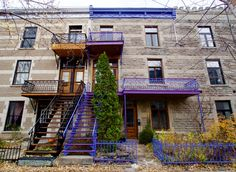 Artsy And Beautiful Plateau Mont-Royal – In Photos