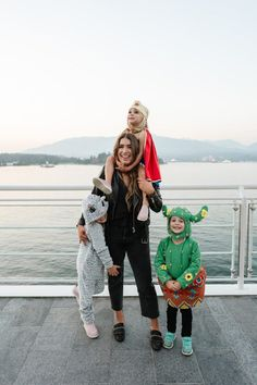 Downtown Vancouver at Canada Place with the kids in their Halloween Costumes before Howl Over Canada Halloween Snacks, Halloween Themes, Halloween Diy, Halloween Decorations, Halloween Costumes, Downtown Vancouver, Marshmallow Pops, Four Year Old, Young Ones