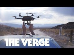 Car vs drone: a battle for the ages in the desert - YouTube. Published on Jan 13, 2015 Two Verge staffers took to the desert at CES last week to settle one of history's greatest questions: are drones cooler than cars?
