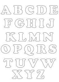 Alphabet template # felt Source by Alphabet Templates, Scroll Templates, Heart Template, Printable Letters, Free Printable, Alphabet And Numbers, Colouring Pages, Felt Crafts, Clipart