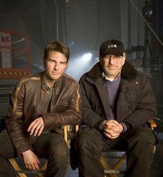 136 | Tom Cruise e Steven Spielberg nos bastidores de Guerra dos Mundos (2005)