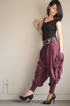 Funky Pants 428 in one size and all colors by cocoricooo on Etsy