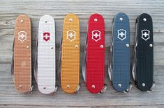 Victorinox Swiss Army Knives, one can never have enough
