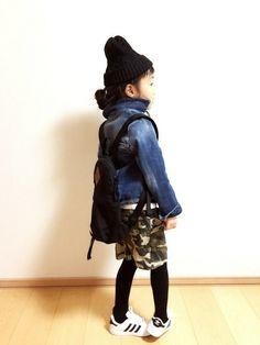 Simple-Kind-of-Life: Mini Fashion - Outwear (miyuuu) Teen Girl Fashion, Kids Fashion, Wild Style, Little Fashionista, Kids Wear, Children Wear, Stylish Kids, Baby Kids, Kids Outfits
