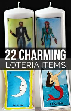 22 Etsy Items You'll Love If You Grew Up Playing Lotería