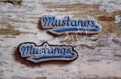 ITH Mustangs Spirit Headband SLIDER™