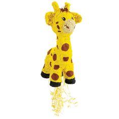 Giraffe Jungle ZOO Safari Animal Party Supplies Pinata Pinyata Pinyarta | eBay