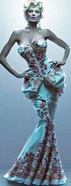 Fashioned Drop Dead Gorgeous!!!!!!!
